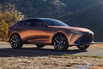 Lexus LF-1 Limitless concept (prototipo) - Foto
