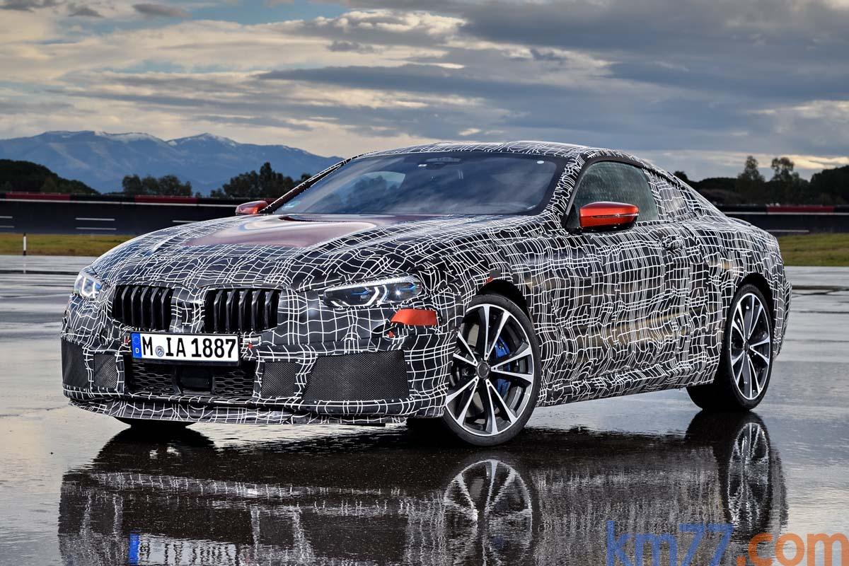 Ver mas info sobre el modelo BMW Serie 8