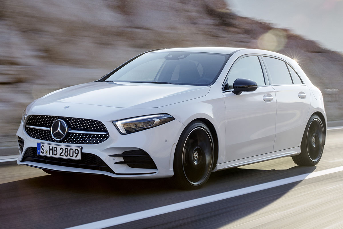Mercedes benz clase a 2018 informaci n general for Mercedes benz clase a 2018