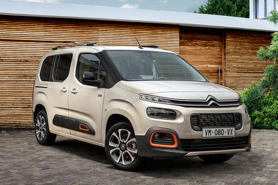 Citroën Berlingo Multispace (2019) - Foto