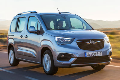 Opel Combo Life (2019) - Foto