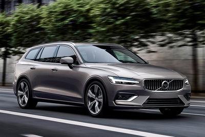 Volvo V60 (2018) - Foto