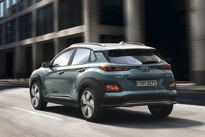 Hyundai KONA Eléctrico (2018) | Precios - Foto