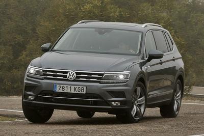 Volkswagen Tiguan Allspace 4MOTION 2.0 TSI 180 CV DSG7 | Prueba - Foto