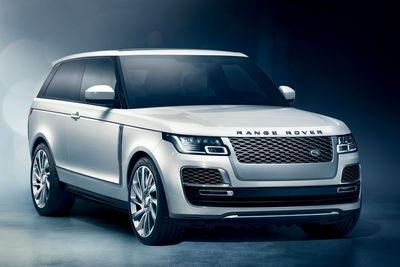 Land Rover Range Rover SV Coupé (2018) - Foto