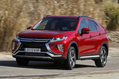 Mitsubishi Eclipse Cross 220 DI-D 8AT 4WD | Prueba - Foto