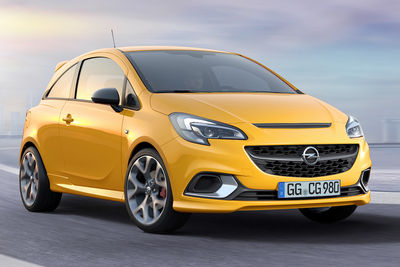Opel Corsa GSi (2018) - Foto