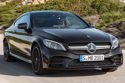 Mercedes-Benz Clase C Coupé (2018) - Foto