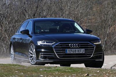 Audi A8 L 50 TDI (2018)   Prueba - Foto