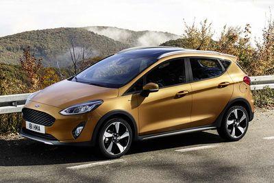 Ford Fiesta Active (2018) | Precios - Foto