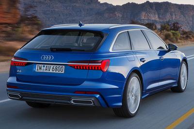 Audi A6 Avant (2018) - Foto