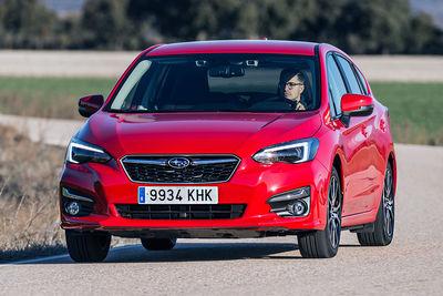 Subaru Impreza (2017)   Primeras impresiones - Foto
