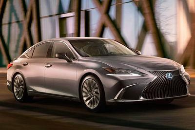 Lexus ES (2019) - Foto
