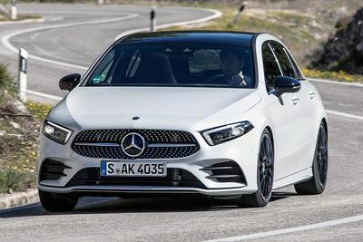 Mercedes-Benz Clase A (2018)   Primeras impresiones - Foto