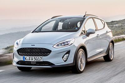 Ford Fiesta Active (2018) | Primeras impresiones - Foto