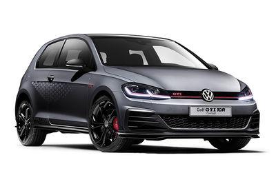 Volkswagen Golf GTI TCR Concept (prototipo) - Foto