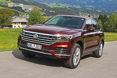 Volkswagen Touareg (2018) | Primeras impresiones - Foto
