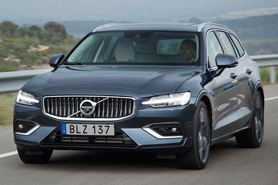 Volvo V60 (2018) | Primeras impresiones - Foto