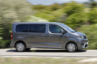 Toyota PROACE Verso Medio 2.0D 130 kW (180 CV) Aut. | Prueba - Foto