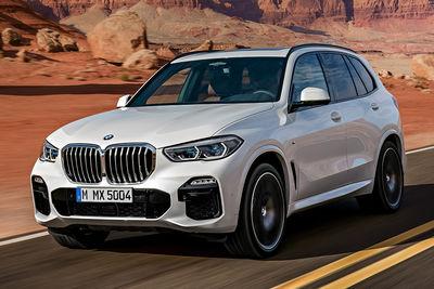 BMW X5 (2019) - Foto