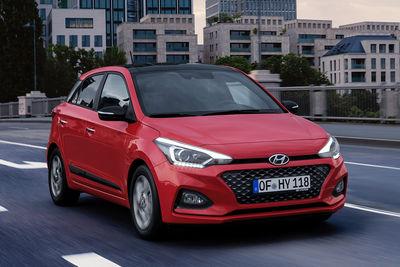 Hyundai i20 (2018)   Precios - Foto
