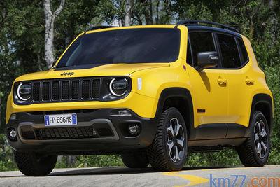 Jeep Renegade 2019 Precios Equipamientos Fotos Pruebas Y