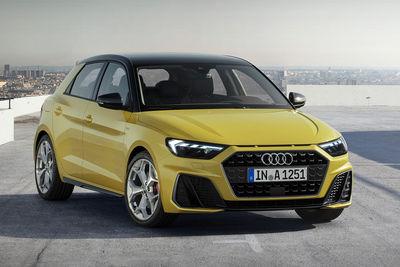 Audi A1 Sportback (2018) - Foto