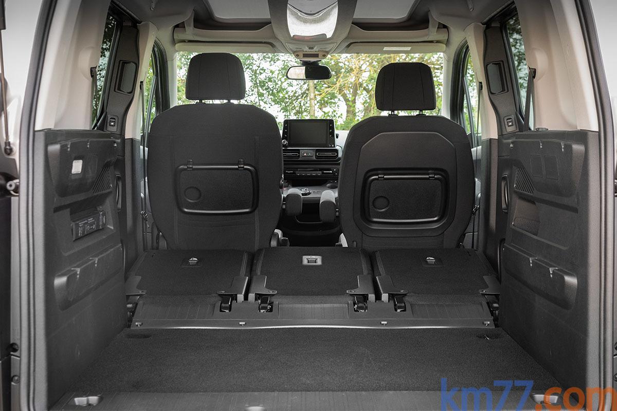 Fotos Interiores - Citroën Berlingo 2019 - km77.com