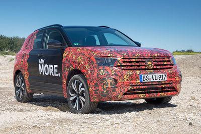 Volkswagen T-Cross (2019) - Foto
