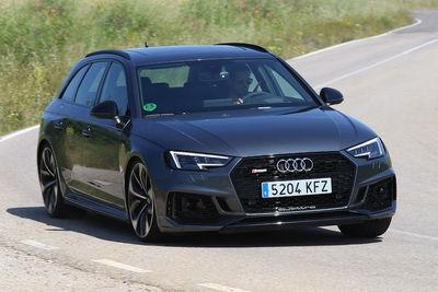 Audi RS 4 Avant   Prueba - Foto