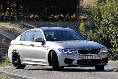 BMW M5   Prueba - Foto