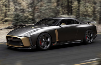 Nissan GT-R50 by Italdesign - Foto