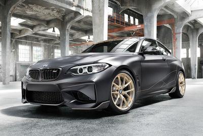 BMW M Performance Parts Concept - Foto
