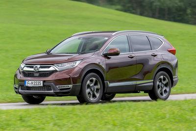 Honda CR-V (2019) | Precios - Foto