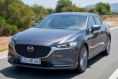 Mazda6 (2018)   Primeras impresiones - Foto