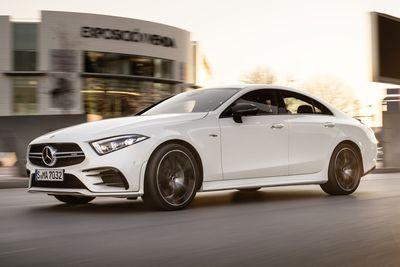 Mercedes-AMG CLS 53 4MATIC+ (2018)   Precio - Foto