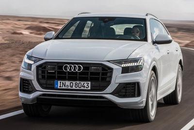 Audi Q8 (2019)   Precio - Foto