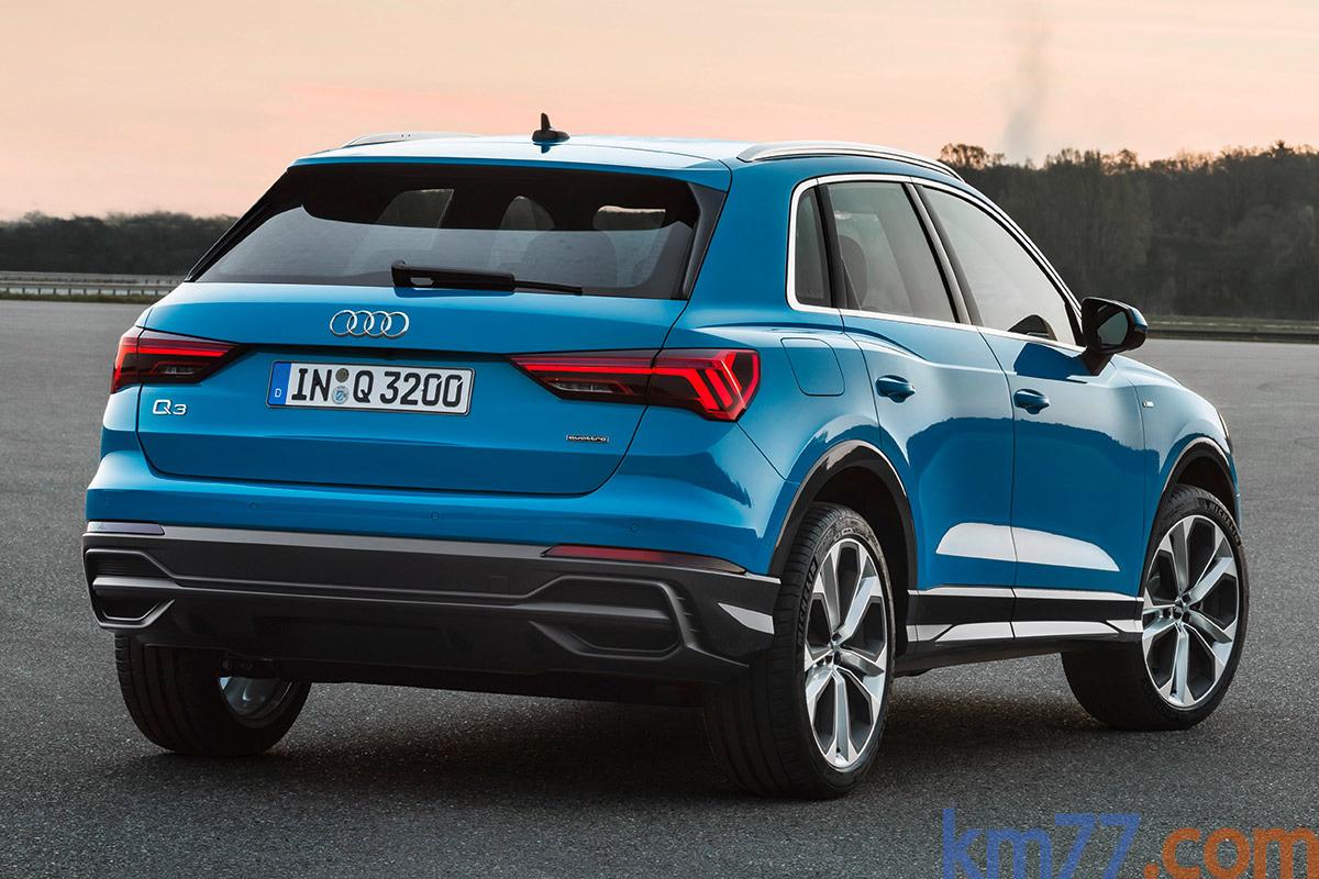 Fotos Exteriores Audi Q3 2019 Km77 Com