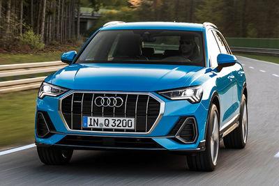Audi Q3 (2019) - Foto