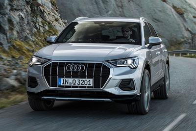 Audi Q3 (2019) | Precios - Foto