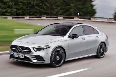 Mercedes-Benz Clase A Sedán (2019) | Precios - Foto