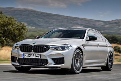 BMW M5 Competition (2018) | Precio - Foto