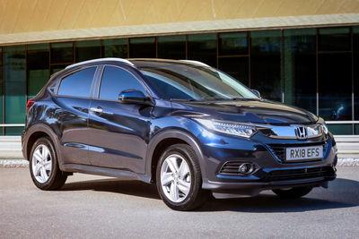 Honda HR-V (2019) | Precios - Foto