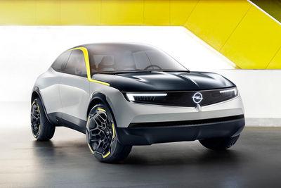 Opel GT X Experimental prototipo - Foto