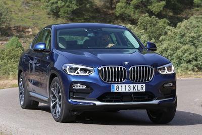 BMW X4 xDrive20d | Prueba - Foto