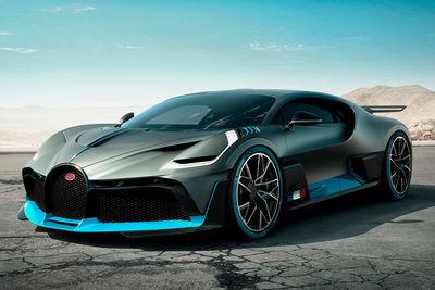 Bugatti Divo (2019) - Foto