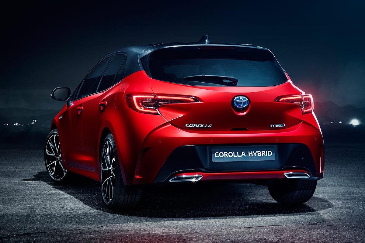 Toyota Corolla 5 Puertas 2019 Informacion General Km77 Com