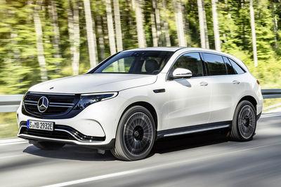 Mercedes-Benz EQC (2019) - Foto