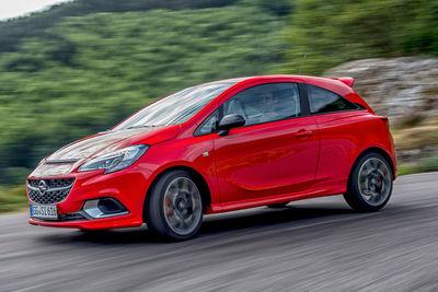 Opel Corsa GSi (2018) | Primeras impresiones - Foto