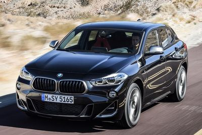 BMW X2 M35i - Foto